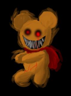 Creepybear.