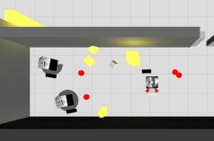 Level up ! Destroy bigger stuff!
